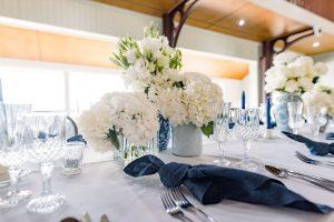 Hampton Estate Wines Wedding Table setting