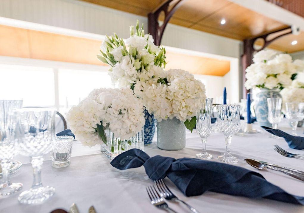 Dine at Hampton Estate Wines Restaurant