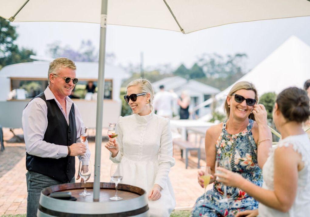 Enjoy your day at Hampton Estate Wines